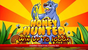 Judi Honey Hunter Slot Spadegaming