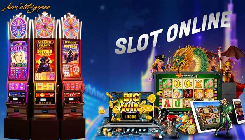 Agen Slot Online Indonesia
